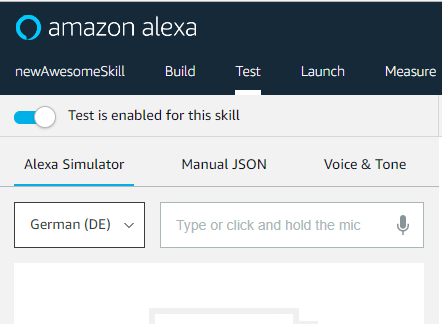 andChill: Building an Alexa Skill with Spotify and Hue • Simon